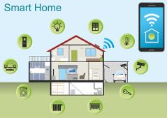 Studie: Smart-Home-Anwendungen werden immer beliebter