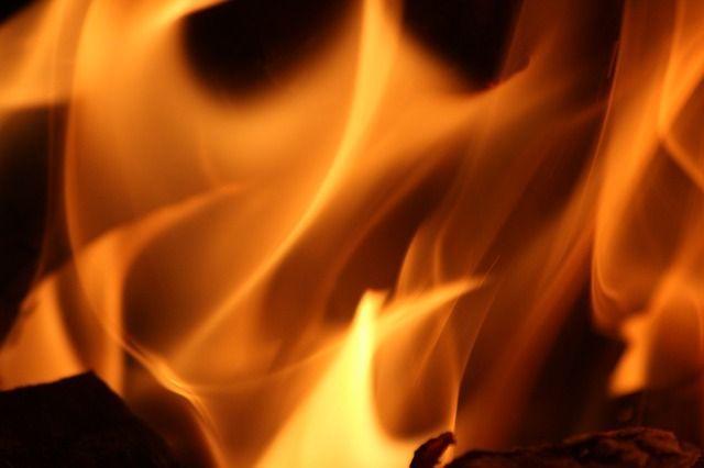 Brandgefahr in der Weihnachtszeit