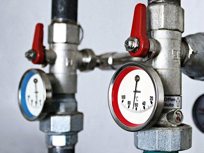 Zum Jahreswechsel: Versorger heben Gaspreise an